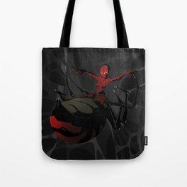 Arachniya: Weaver of Widows Tote Bag