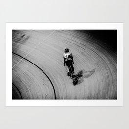 Coupe de France - Velodrome Nationale de France #7 Art Print