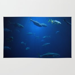 Just Swimming Rug
