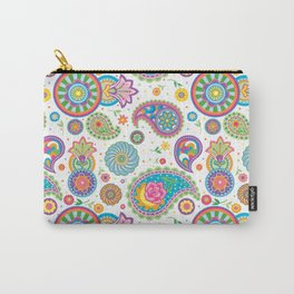 Paisley Funtime Carry-All Pouch