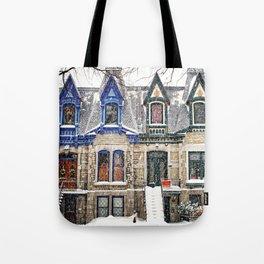 The Enchanting Winter Tote Bag