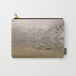 Lake Bohinj Reflection Carry-All Pouch