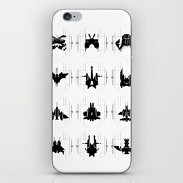 Naves iPhone Skin