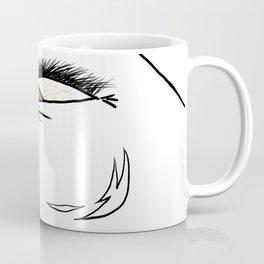 Mouthwork (Unfinished) Coffee Mug