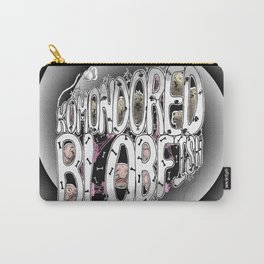 Komondored Blobfish Logo Carry-All Pouch
