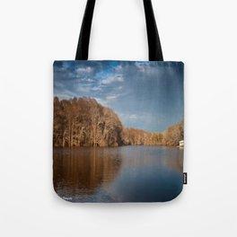 Apalachicola River  Tote Bag