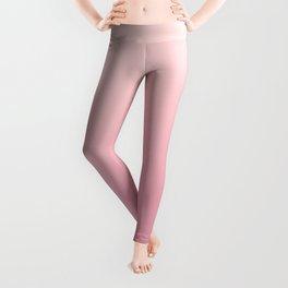 ROSE PETALS - Minimal Plain Soft Mood Color Blend Prints Leggings