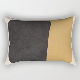 Abstract Shapes 34 Rectangular Pillow