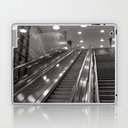 Underground station - stairs - Brandenburg Gate - Berlin Laptop & iPad Skin