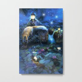 The Fable Keepers Metal Print