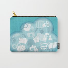 cloud technology Carry-All Pouch