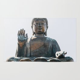 Tian Tan Buddha Rug