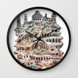 Return to Atlantis. Wall Clock