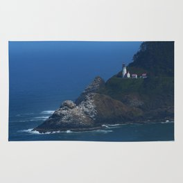 Heceta Head Lighthouse Rug