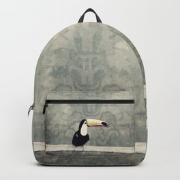 bohemian toucan Backpack