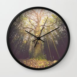 The taller we are Wall Clock