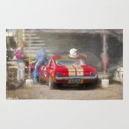 1966 Mustang GT350 Rug