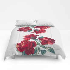 Red Roses Comforters