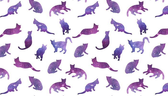 Cosmo cats Pillow Sham