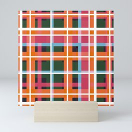 Geometric Shape 05 Mini Art Print