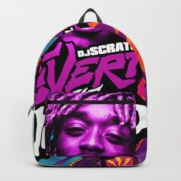 LIL UZI VERT--ART Backpack