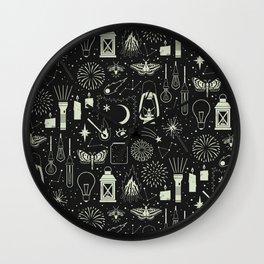 Light the Way: Glow Wall Clock