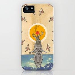 Untitled Summer Ritual iPhone Case