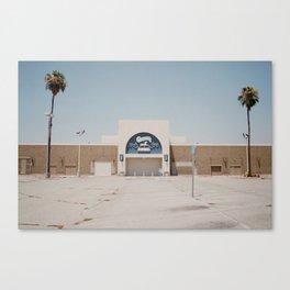 Carousel Mall // July 2018 Canvas Print