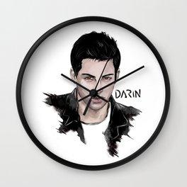 Darin Wall Clock