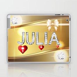 Julia 01 Laptop & iPad Skin