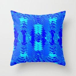 Wetlight pattern Throw Pillow