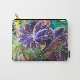 Spring Garden In Bloom Carry-All Pouch
