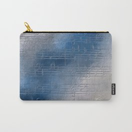 Silver music Carry-All Pouch