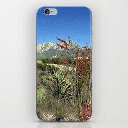 Desert Bloom iPhone Skin