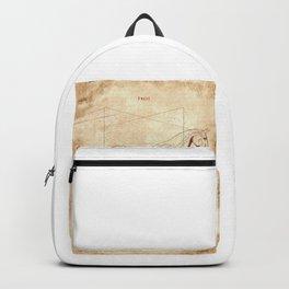 Da Vinci Horse: The Trot Revealed Backpack
