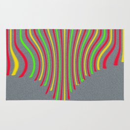 lines of life Rug