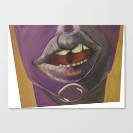snub Canvas Print