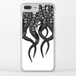 They mostly come at night ...... mostly Clear iPhone Case