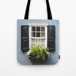 Charleston Windowbox Tote Bag