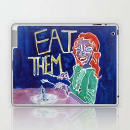 Eat Them Laptop & iPad Skin