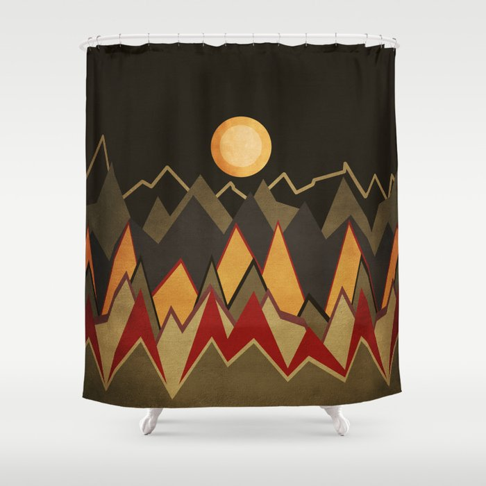 Textures/Abstract 115 Shower Curtain