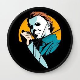 Halloween - Michael Myers Wall Clock