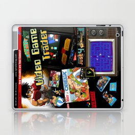 Video Game Trader #21 Cover Design  Laptop & iPad Skin