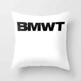 BMWT Drake Boy Meets World Tour Throw Pillow