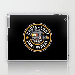 PUBG - Chute Loot Pan Repeat Laptop & iPad Skin
