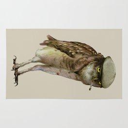 trendy owl Rug