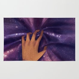 Touch the stars Rug