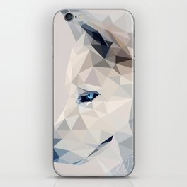 Winter, the Wolf iPhone Skin