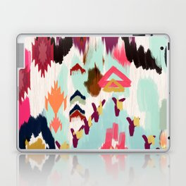Bohemian Tribal Painting Laptop & iPad Skin