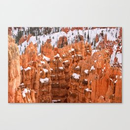 Bryce Canyon - Sunset Point IV Canvas Print